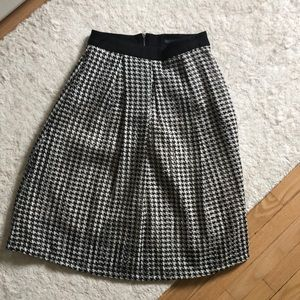 NWT Potter's Pot A-Line skirt